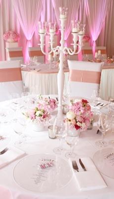 Hochzeitsdeko Klassisch Elegant