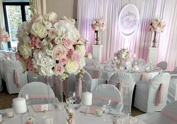 Hochzeitsdeko Romantisch